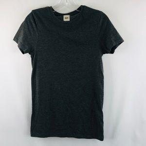 ASOS gray charcoal T-shirt SZ:XXS